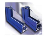 Modelo de aluminio Corredera