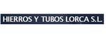 logotipo Hierros y Tubos Lorca
