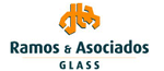 Logotipo Ramos y Asociados Glass